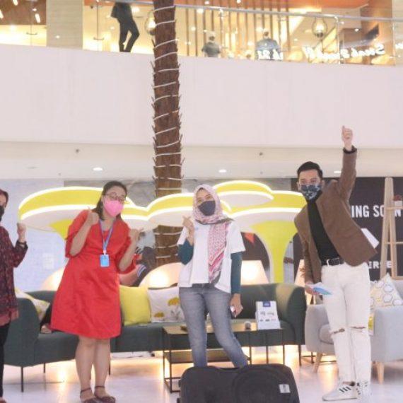 Perangi Covid-19, Cibinong City Mall Gandeng RSUD Cibinong Edukasi Warga