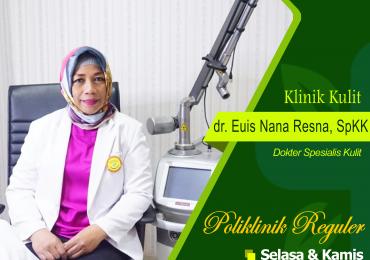 KLINIK KULIT – dr. Euis Nana Resna, Sp.KK