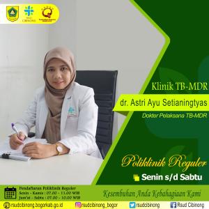 KLinik TB MDR