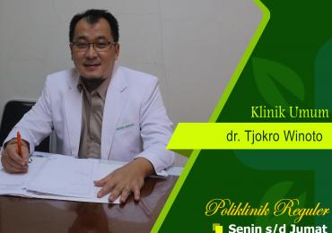 KLINIK UMUM – dr. Tjokro Winoto