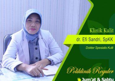 KLINIK KULIT – dr. Efi Sandri, Sp.KK