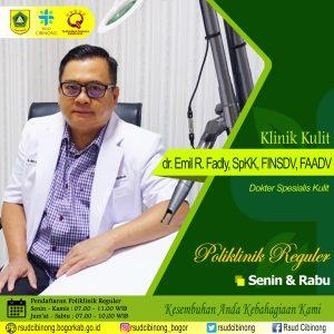 Dokter Kulit & Kelamin