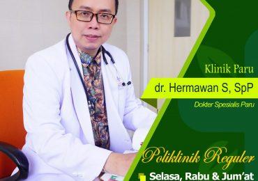 KLINIK PARU – dr. Hermawan Setianto, Sp.P