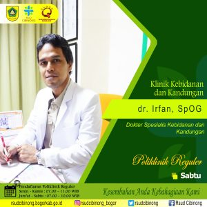 Dokter Kebidanan & Kandungan