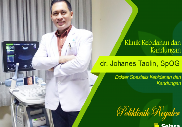 KLINIK KEBIDANAN & KANDUNGAN – dr. Johanes Taolin, Sp.OG