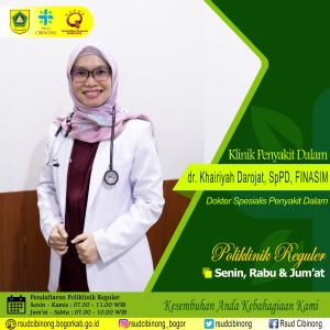 Dokter Penyakit Dalam