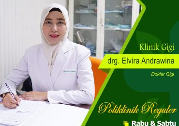 KLINIK GIGI – drg. Elvira Andrawina