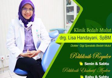 KLINIK BEDAH MULUT – drg. Lisa Handayani, Sp.BM