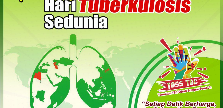 PERINGATAN HARI TBC SEDUNIA (24 MARET 2021)