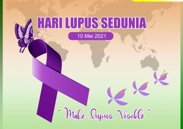 """hari lupus sedunia 2021 : mengangkat pesan """"make lupus visible"""" ini 4 fakta menarik yang perlu diketahui"""