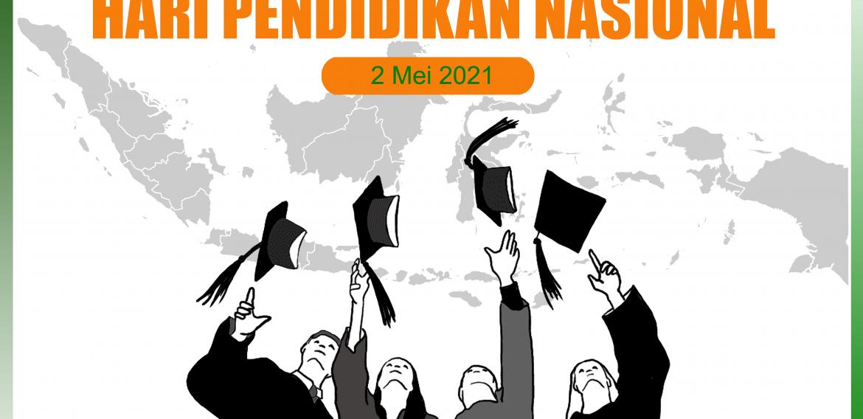 memperingati hari pendidikan nasional 2021 (sejarah & tema)