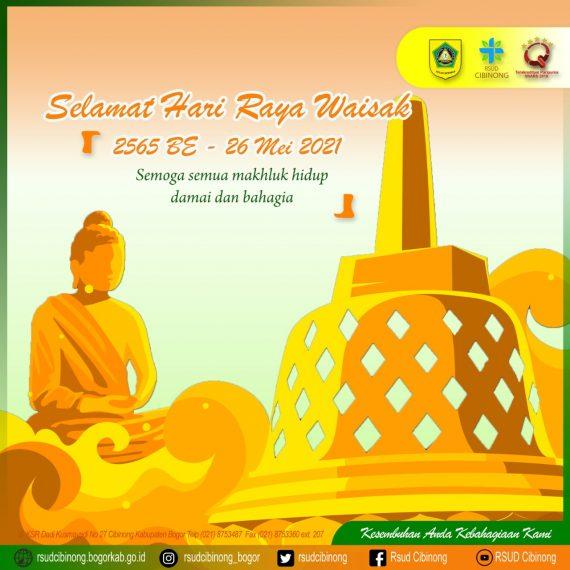 memperingati hari raya waisak 2565be : ini sejarah perayaan waisak, hari raya suci umat buddha