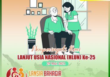 memperingati hari lanjut usia nasional (hlun) ke-25 : berikut sejarah dan tema perayaan hlun 2021