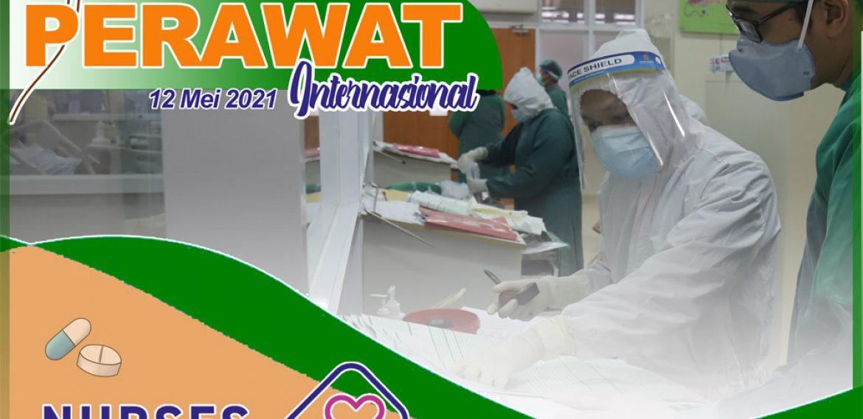 """hari perawat internasional 2021 : bertemakan """"a voice to lead nursing the world to health"""" dan berikut sejarahnya"""