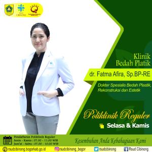 dr. Fatma Afira, Sp